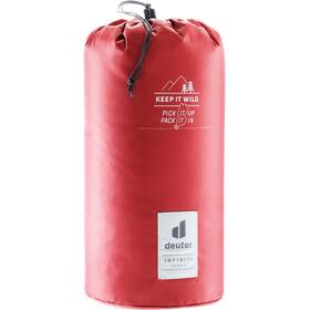 deuter Infiniti Dirtbag Backpack, rojo
